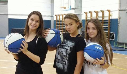 חוג כדורסל בכפר